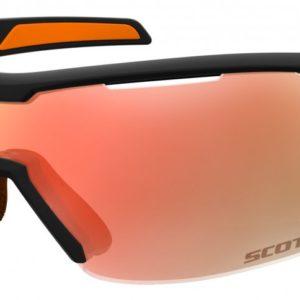 Scott SPUR MTB Solbrille - sort/orange
