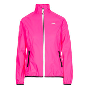 Trespass Beaming - Packaway sports jakke dame - Str. XS - Pink