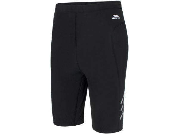 Trespass Crawl - Active tights til træning - Str. L - Sort