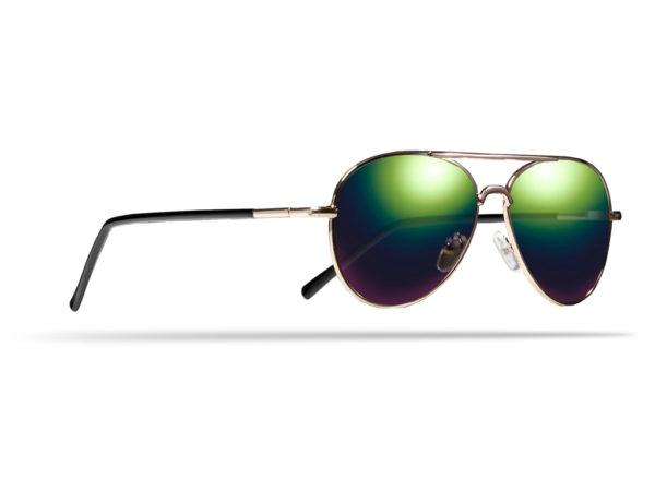 Trespass Hologram - Børnesolbriller - Guld metal