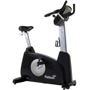Tunturi Platinum Pro Upright Bike Pro