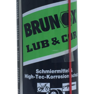 Brunox Lub & Core Spray til Spinningcykler 500 ml.
