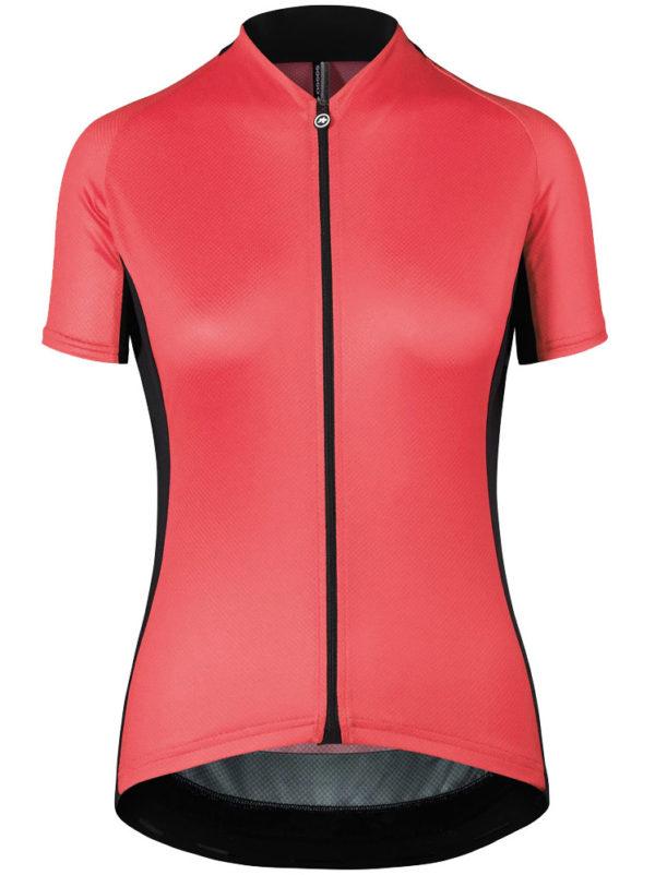 Assos Dame Cykeltrøje UMA GT Short Sleeve Jersey, Pink