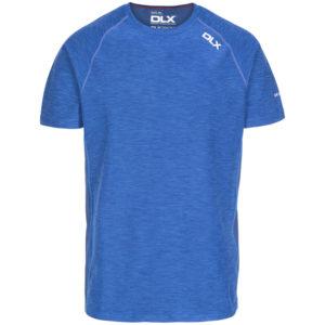 DLX Cooper - T-Shirt - Quickdry - Blå - Str. S