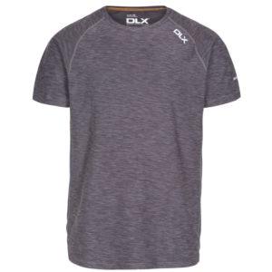 DLX Cooper - T-Shirt - Quickdry - Grå - Str. S
