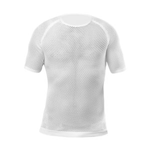 GripGrab 3-Season SS Base Layer 6013 - Svedundertrøje T-shirt - Hvid - Str. M/L