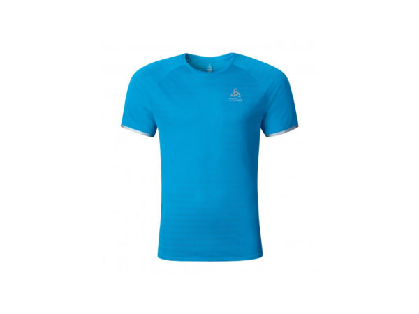 Odlo - Yocto - Løbe t-shirt - Herre - Blå - Str. L