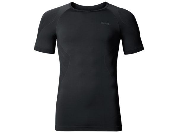 Odlo herre shirt - EVOLUTION LIGHT - Sort - Str. S