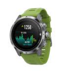 Coros – Apex Pro Sportsur med GPS – 46mm – Sølv/Grøn