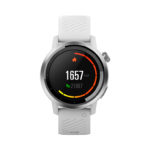 Coros – Apex Sportsur med GPS – 42mm – Hvid/Sølv