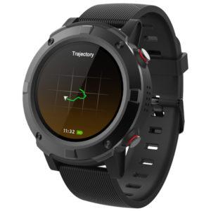 Denver - GPS Smartwatch med pulsmåler - Sort