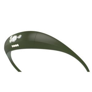 Knog Bandicoot - Pandelampe LED - Grøn