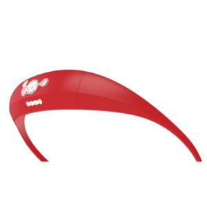 Knog Bandicoot - Pandelampe LED - Rød