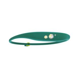 Knog Quokka - Pandelampe 80 lumen - Silicone - Grøn
