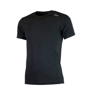 Rogelli Basic - Sports t-shirt - Sort - Str. S