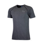 Rogelli Seamless – Sports t-shirt – Grå – Str. M