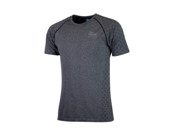 Rogelli Seamless - Sports t-shirt - Grå - Str. M