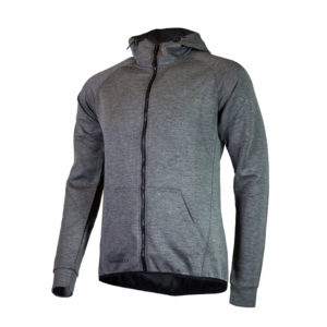 Rogelli Training - Sports hoodie - Carbon - Str. S