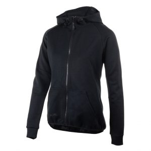 Rogelli Training - Sports hoodie - Dame - Sort - Str. XS