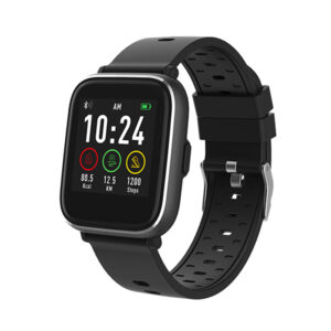 Denver - Smartwatch med pulsmåler - Sort
