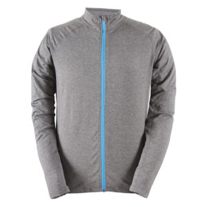 2117 OF SWEDEN Hjortberget - full zip jakke - Grå - Str. XL