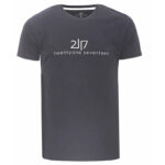 2117 OF SWEDEN Tun - Løbe T-Shirt - Mørk grå - Str. M
