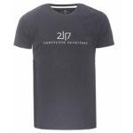 2117 OF SWEDEN Tun – Løbe T-Shirt – Mørk grå – Str. XL