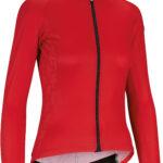 Assos Dame Cykeltrøje UMA GT Long Sleeve Jersey, Rød