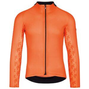 Assos MILLE GT LS Jersey - Langærmet Cykeltrøje - Orange