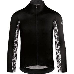 Assos MILLE GT LS Jersey - Langærmet Cykeltrøje - Sort