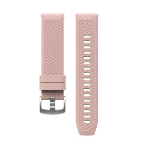Coros - Apex - Urrem til 42mm Apex Sportsur - Pink
