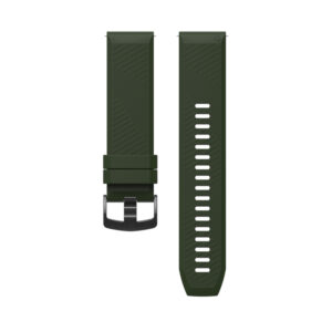 Coros - Apex - Urrem til 46mm Apex Sportsur - Grøn