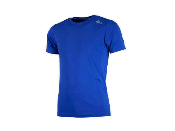 Rogelli Basic - Sports t-shirt - Blå - Str. M