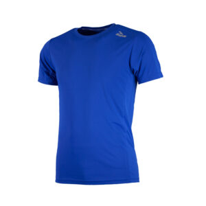 Rogelli Basic - Sports t-shirt - Blå - Str. XL