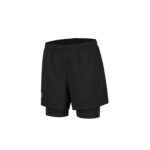 Rogelli Matrix – Løbeshorts 2 in 1 – Sort – Str. XL