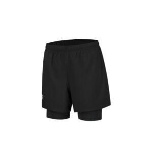 Rogelli Matrix - Løbeshorts 2 in 1 - Sort - Str. XL