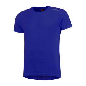 Rogelli Promo - Sports t-shirt - Blå - Str. M