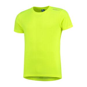 Rogelli Promo - Sports t-shirt - Gul - Str. XL