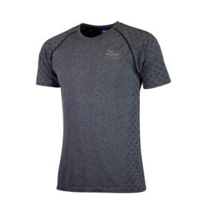 Rogelli Seamless - Sports t-shirt - Grå - Str. 2XL
