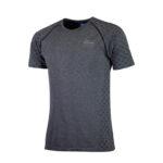 Rogelli Seamless - Sports t-shirt - Grå - Str. XL