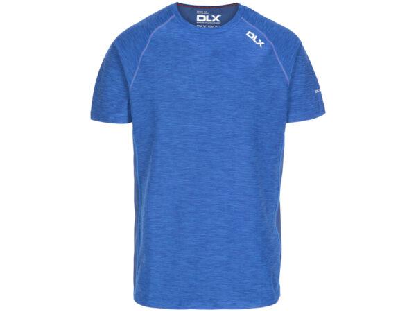 Trespass DLX Cooper - T-Shirt - Quickdry - Blå - Str. L
