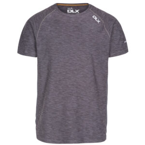 Trespass DLX Cooper - T-Shirt - Quickdry - Grå - Str. M