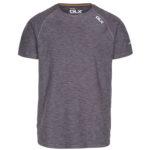 Trespass DLX Cooper - T-Shirt - Quickdry - Grå - Str. XL