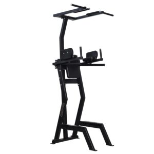 Gymleco 100-Series Leg Rise With Chin Rack