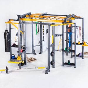 Master BioMotion Crosscage Crossfit Rig 41A