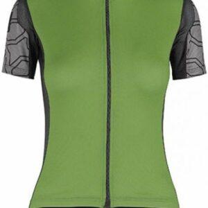 Assos Cykeltrøje XC Short Sleeve Jersey Dame, Grøn