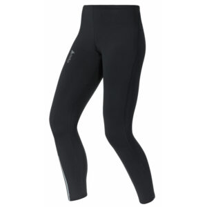 Odlo - Tights comfort active run - Løbetights - Dame - Sort - Str. XXL