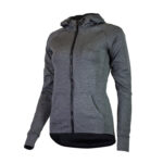 Rogelli Training - Sports hoodie - Dame - Carbon - Str. M