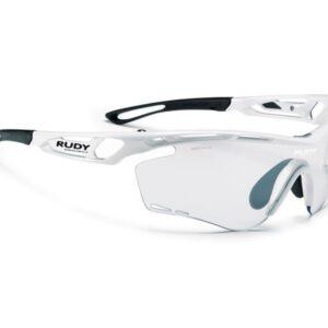 Rudy Project Tralyx Fotokromiske Solbriller - Hvid