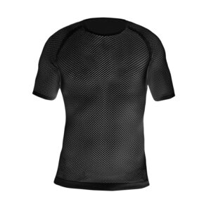 GripGrab 3-Season SS Base Layer 6013 - Svedundertrøje T-shirt - Sort - Str. XL/XXL
